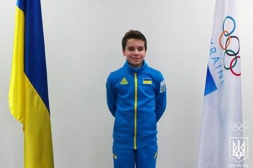 14-летний Иван Шмуратко - призер Юношеских ОИ!