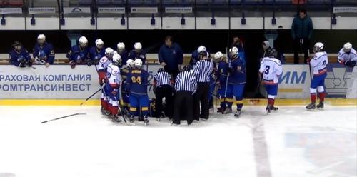 16-летний украинский хоккеист спас жизнь одноклубнику