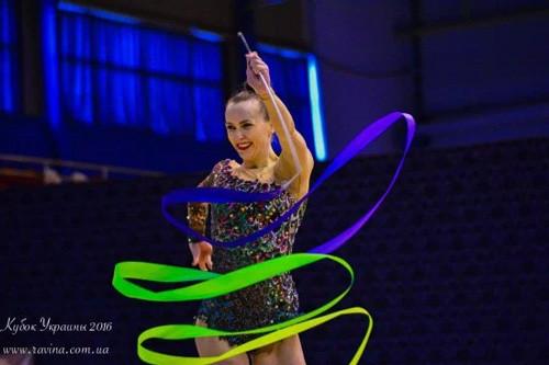 Кубок Украины по художественной гимнастике: итоги