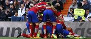 Реал проигрывает Атлетико в мадридском дерби