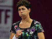 Карла Суарес-Наварро выиграла турнир в Дохе