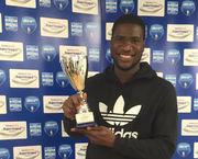 Идейе признан лучшим игроком недели в чемпионате Греции
