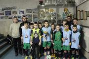 На Львівщині визначився переможець Шкільної футзальної ліги