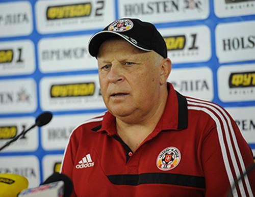 КВАРЦЯНЫЙ: «Украинский футбол в агонии, а нас зажали в угол»