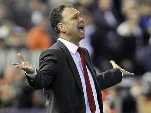 Капаррос может сменить Дель Боске у руля сборной Испании