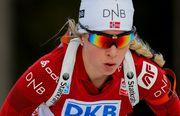 Тирил Экхоф выигрывает золото для Норвегии!