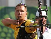 Украина выигрывает золото и серебро ЧМ по стрельбе из лука