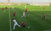 Черкасский Днепр выдал результативный матч с датчанами