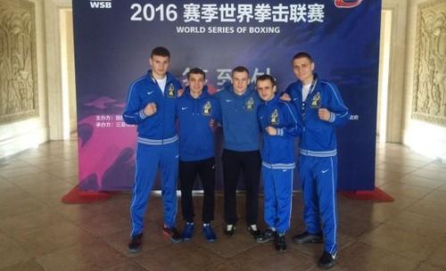 Китайские Драконы – Украинские Атаманы: вес взято