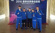 Украинские атаманы уступили Китайским драконам