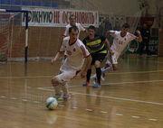 Видеофутзал: обзор матча Локомотив – Приват
