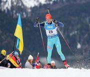 Семенов финиширует 8-м в мужском масс-старте
