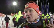Сергей СЕМЕНОВ: «В конце гонки начала ныть поясница»