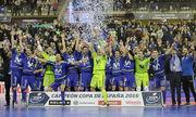 Кубок Испании пал перед Рикардиньо и Мовистар Интером