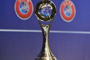 Кубок УЕФА: жребий назвал пары полуфиналистов Финала четырех