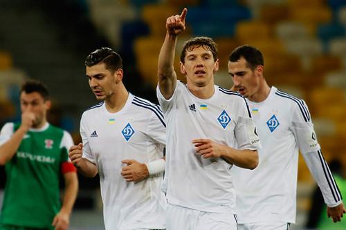 Разгром от Динамо: дубли Гармаша и Гусева, возвращение Тео
