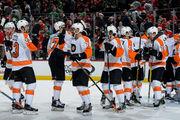НХЛ. Филадельфия продолжает борьбу за плей-офф. Матчи среды