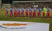 Кипр назвал состав на матч с Украиной