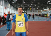 Александр Лысенко - третий на ЧМ среди ветеранов