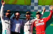 Формула 1: тактическая победа Росберга
