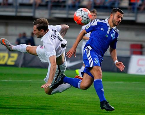 Мораес вернулся и принес Динамо победу над Зарей