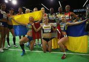 Украинцы завоевали три медали на ЧМ по легкой атлетике