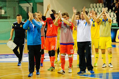 Отбор на ЧМ-2016: Словакия – Украина. Фотогалерея