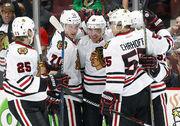 НХЛ. Чикаго выходит в плей-офф. Матчи воскресенья