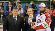 Денис Кочетков – самый ценный игрок чемпионата Украины
