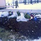 Фишера похоронили
