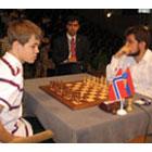 На шахматном супертурнире - двоевластие