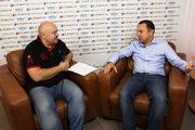 ГУТЦАЙТ: «Мечтаю, чтобы Украина стала сильной спортивной державой»
