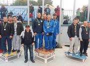 В Кропивницком прошел первый чемпионат Украины по эстафетному бегу