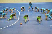 Збірна України розпочала підготовку до матчів відбору на Євро-2018