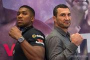 ФОРМАН: «Если Кличко победит Джошуа, весь боксерский мир перевернется»