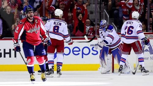 НХЛ. Вашингтон выиграл регулярный чемпионат. Матчи среды