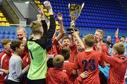 Кубок Конференцій: Центр (U-13) та Південь (U-15) – переможці турніру