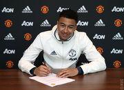 Лингард подписал новый контракт с Манчестер Юнайтед