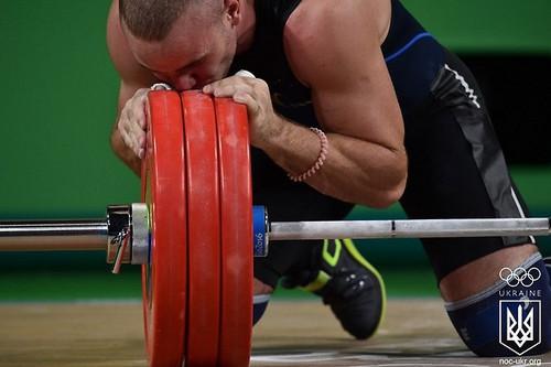 Олександр Пелешенко захистив титул чемпіона Європи з важкої атлетики