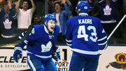 НХЛ. Торонто стал 16-м участником плей-офф. Матчи субботы