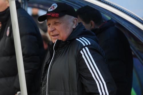 Виталий КВАРЦЯНЫЙ: «Меня совершенно не волнует турнирная таблица»