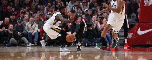 НБА. 59 очков Лилларда помогли Портленду одолеть Юту