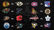 НХЛ. Регулярный сезон завершен. Матчи воскресенья