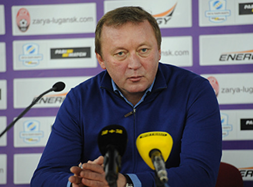 Владимир ШАРАН: «Благодарен ребятам за самоотдачу»