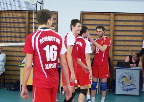 Локомотив сравнивает счет в финальной серии