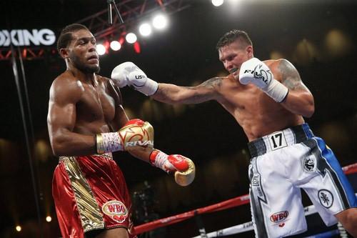 Майкл ХАНТЕР: Усик – отличный боксер, он заслуженно является чемпионом