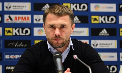 Сергей РЕБРОВ: «Не модель игры добывает победы, а футболисты»