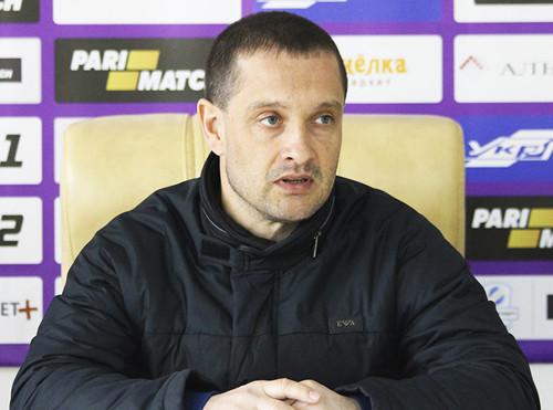 Роман САНЖАР: «Сегодня наошибались за все предыдущие матчи»