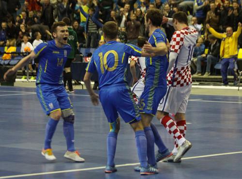 Отбор на ЧЕ-2018: Украина выигрывает у Хорватии и едет на Евро!!!!