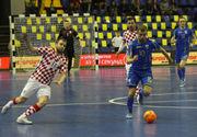 Видеофутзал: обзор матча Хорватия — Украина
